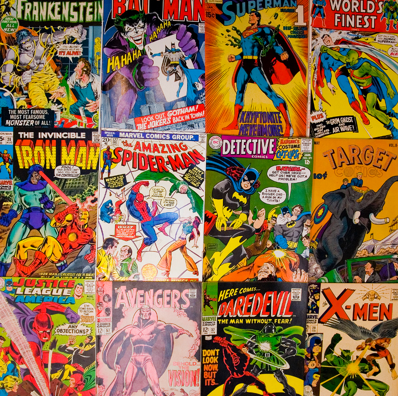 Back Issue Treasures