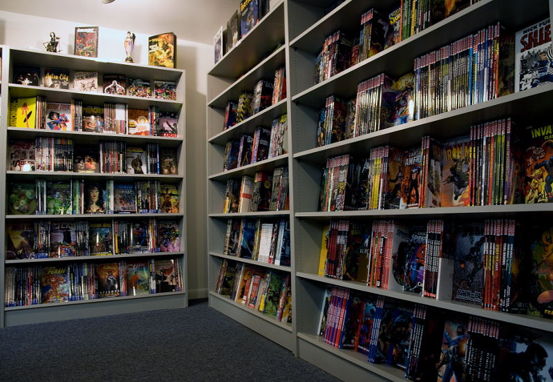 More Graphic Novels Than You Can Count